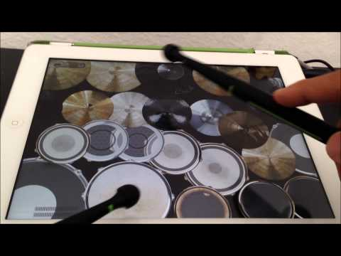 Avenged Sevenfold - Hail to the King [iPad Drum cover]