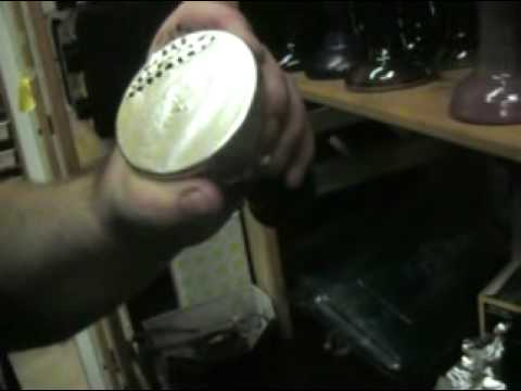Tangiers Phunnel; Bowl Packing...by Eric the owner of Tangiers! Part One!