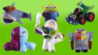 Toy Story Color Splash Buddies Changes Colour - Juguetes de Disney