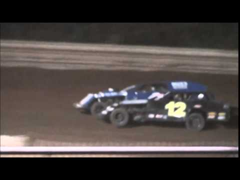 AMRA Modified Heat #3 from Ohio Valley Speedway 9/6/14.