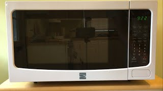 Kenmore 73162 1.6 cu. ft. Countertop 1100 watt Microwave - White