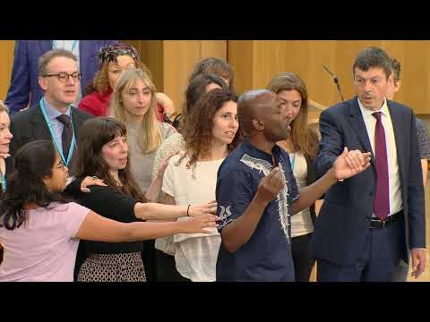 Edinburgh International Culture Summit 2018: Culture and Wellbeing - 24 August 2018