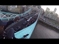 Climbing Tower Bridge (GoPro POV)