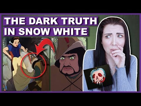 The Dark Truth About Snow White