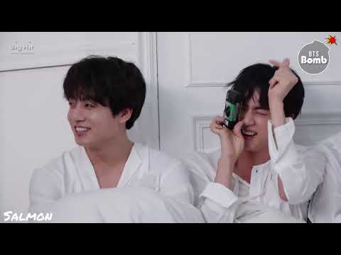 [中字]180727[BANGTAN BOMB] Get Baby JK's attention - BTS (防彈少年團)