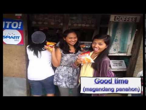 Magandang Panahon (Good Time Tagalog Version)