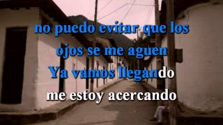 Grupo Niche Mi Pueblo Natal Karaoke