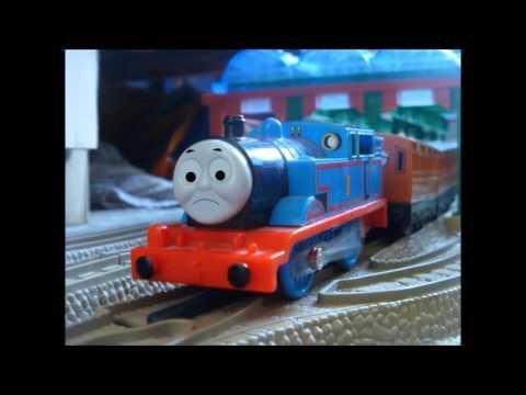 TomyTrackmaster Happy Birthday Thomas