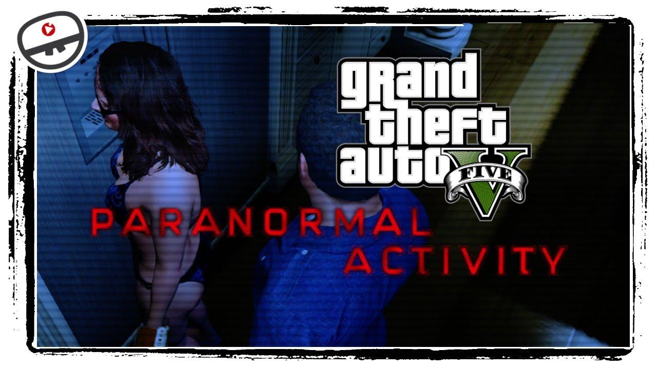 paranormal gta v