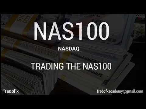 Fradofx | Trading The NAsDAQ-100 | NAS100