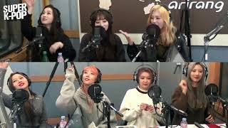 [Super K-Pop] ???? (DREAMCATCHER)'s Singin' Live 'Wonderland'