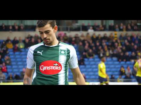 Matchday Moments with Visit Plymouth - Oxford United away