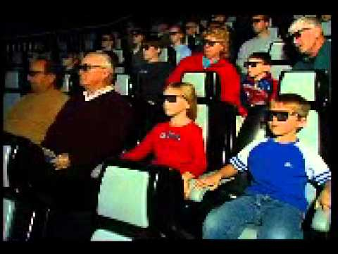 RealD 3D/4D Missions Theater