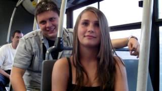 najbolji video  u 95 autobus