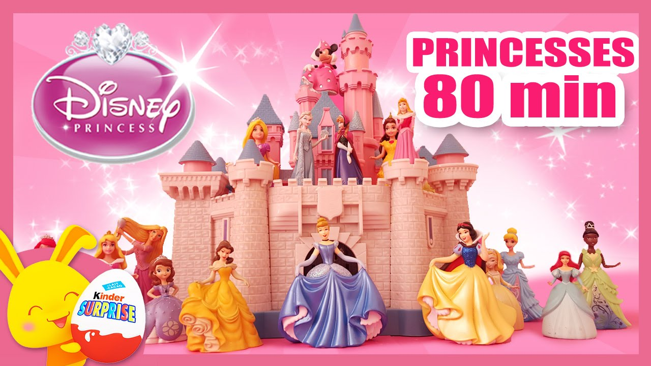 princesses disney jouets oeufs surprises lego p te modeler play doh titounis youtube. Black Bedroom Furniture Sets. Home Design Ideas