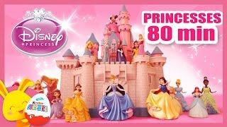 Princesses Disney - Jouets, oeufs surprises, Lego, pâte à modeler Play Doh - Titounis