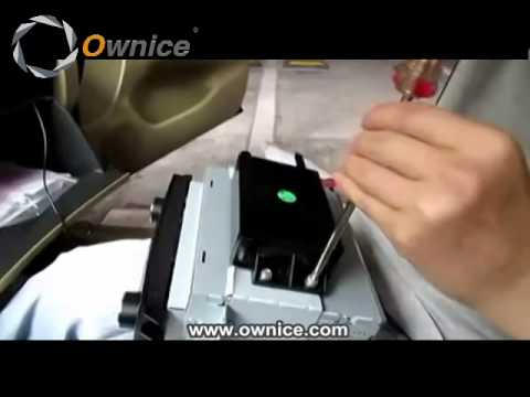 how to install the car dvd player gps navigation for greatwall c50 great wall v200 wiring diagram at Great Wall V200 Wiring Diagram