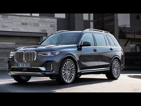 2019 Bmw X7 All New 7 Seat Suv From Bmw Interior Exterior Review