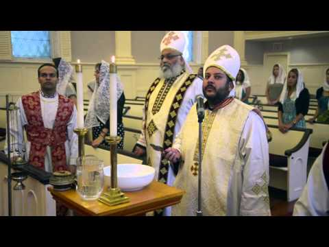 Fr. Gregory Saroufeem First Liturgy / The Feast of the Apostles