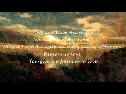Lexter - Freedom to Love Lyrics [Full HD]