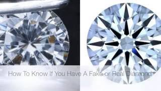 How to Know If You Have A Fake or Real Diamond