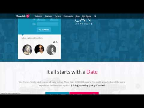 OnSpeedDating - Skinny Minny Speed Dating NYC. Date Slender Women Size 0-8. from YouTube · Duration:  1 minutes 21 seconds