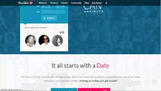 SweetDate WordPress Dating Theme