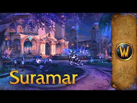 World Of Warcraft - Music & Ambience - Suramar