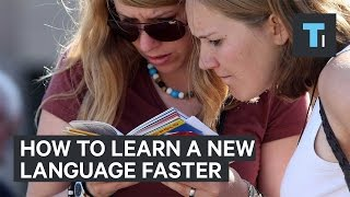 How To Learn A New Language Faster