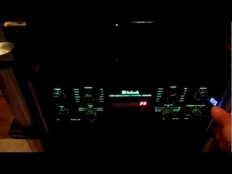 McIntosh C39 & Electrocompaniet AW100