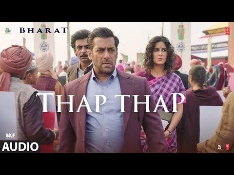 Full Audio: THAP THAP | Salman Khan, Katrina Kaif | Vishal, Shekhar Feat. Sukhwinder Singh