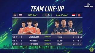 TNP Red vs Indo United - Tứ kết phân nhánh [EACC Spring 2019]