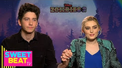 Meg Donnelly & Milo Manheim Confirm They're Together Forever | ZOMBIES 2