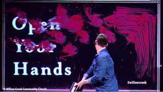 "Willow Creek Church Clip ""Open your Hands"" / ""To Forgive Yourself"".m4v"
