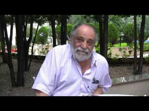 """Walther Negrão, Diretor da Novela da Globo """"Sol Nascente"""" revela a origem do nome de sua obra."""