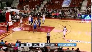 Willie Reed D-League Compilation