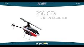 blade 250 cfx bnf basic mit safe technologie