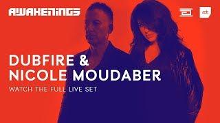 Awakenings ADE 2018 | Dubfire & Nicole Moudaber