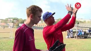 «Вокруг спорта»: Бейсбол в России