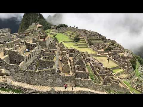 ALL OF MACHU PICCHU & CUZCO (CUSCO) PERU TRAVEL VLOG 042✔🏆