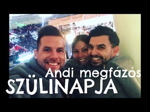 ANDI MEGFÁZÓS SZÜLINAPJA + yoUDay DEBRECEN