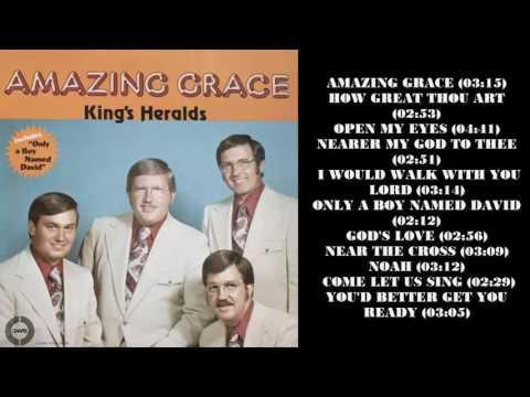 KINGS HERALDS - AMAZING GRACE (1973)