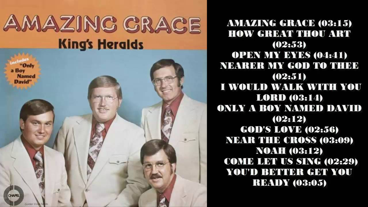 Amazing grace was thee?