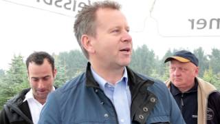 Erdfunkstelle Usingen erhielt drei Solarparks