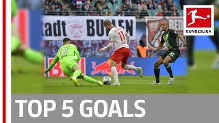 Gnabry, Werner & More - Top 5 Goals on Matchday 8