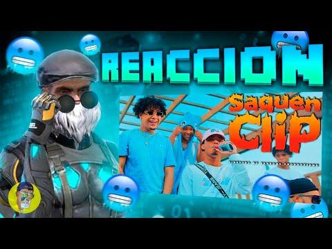 REACCIONANDO al TRAP - SAQUEN CLIP de THE NINO *MI PRIMERA VIDEOREACCIÓN* - DOMIDIOS