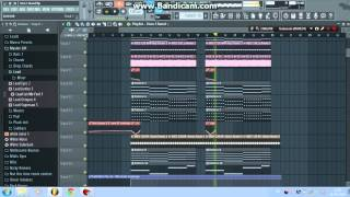 Tom Swoon & Kerano feat. Cimo Fränkel - Here I Stand ( Remake Fl Studio)
