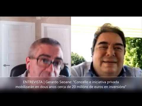 """Gerardo Seoane: """"Concello de Verín e iniciativa privada mobilizarán 20 millóns de euros en inversións en dous anos"""""""