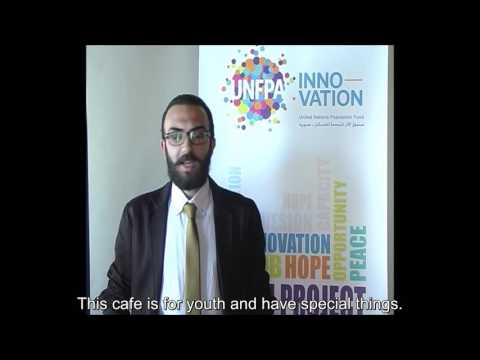 Hosny | UNFPA Youth Innovation Homs