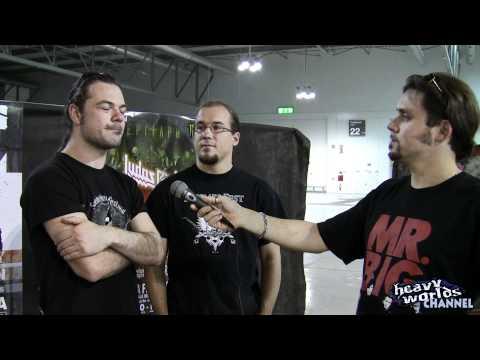 Epica Interview (Coen Janssen & Isaac Delahaye) [ENG] @ Gods Of Metal - Heavyworlds.com